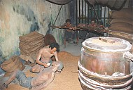 Hầm xay lúa nhà tù Côn Đảo