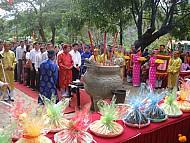 Lễ hội giỗ bà Phi Yến ở Côn Đảo