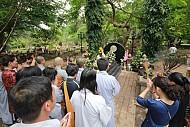 Mùa Vu Lan tri ân tại Côn Đảo