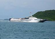 Vé tàu Côn Đảo