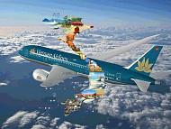 Vietnam Airlines Giảm Giá Vé Cho Người Đân Ở Côn Đảo