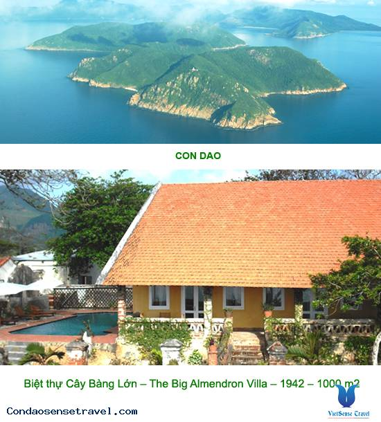 Côn Đảo ATC Resort, con dao atc resort, Côn Đảo ATC Vũng Tàu