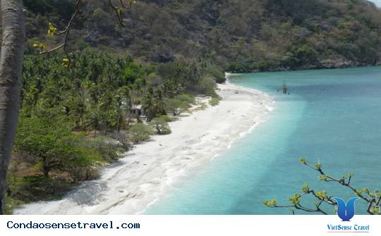 Hòn Cau Côn Đảo