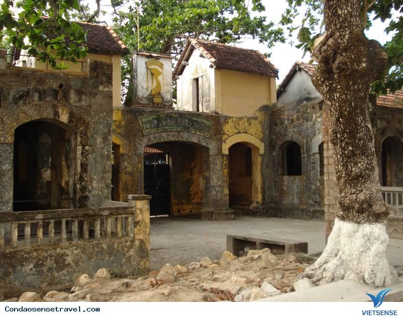 Nhà tù Côn Đảo Ký Ức Khó Phai